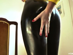 - Claudia shines up tigh...