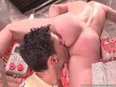 Super hot guys giving nice heads