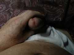 Mein hundertfünfundachtzigster Orgasmus - Orgasm 185th - I'm cumming (at) home - I masturbate where my brother taught me how to masturbate