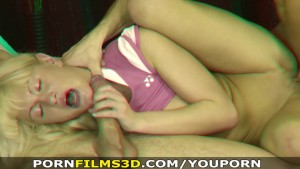 Porn Films 3D - Double penetration in another dimension