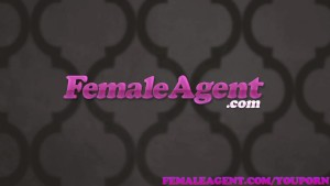FemaleAgent Promise of a big wage is the key to unlock studs cock