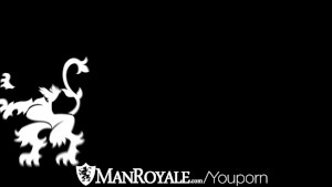 HD - ManRoyale Latino guy gets his ass coverd in cum