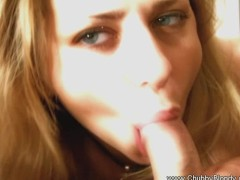 Blowjob Heaven Starring Italian MILF