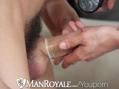 Picture HD - ManRoyale Super hot twink get fucked by...