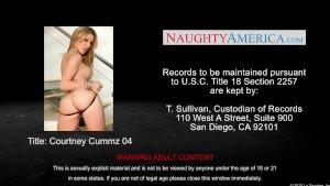 Chesty neighbor Courtney Cummz fucking