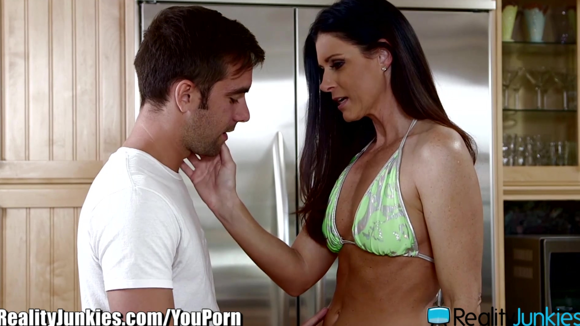 MILF India Summer Tasting Young Cock