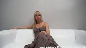 Engaged Real Estate Agent MILF Earns Extra Money at CzechCasting