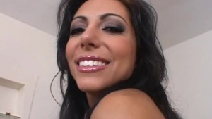 Brunette Takes A Big-Load In The Mouth - Acid Rain