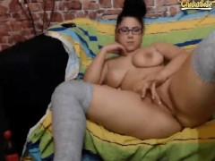 - Busty 18 year old, has...