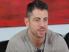 Picture HD - GayCastings Michael fucks for the first...