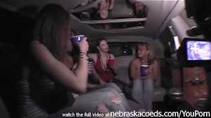 sorority audition nights in my limo hazing fun spring break