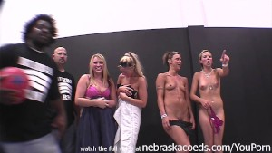 strip games for raunchy radio show shock dj in tampa