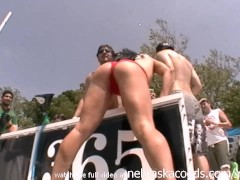 al you can eat pussy licking train party cove real vacation video