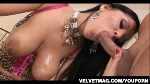 Busty Sex Kitten Christina Jolie Fucking Hard