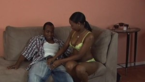 Ebony chick pounded by bbc - Hot Chocolate
