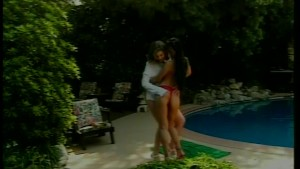 2 Babes Get It On By The Pool - Acid Rain