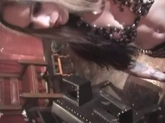 Picture Goth Mistress Ties Up Her Pretty Princess ...