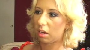 Blonde Whore Is Surprised By The BBC - Naughty Risque