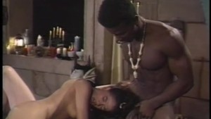 A Big-Black-Cock Fucks A Red-Head And Ebony Chick - LBO