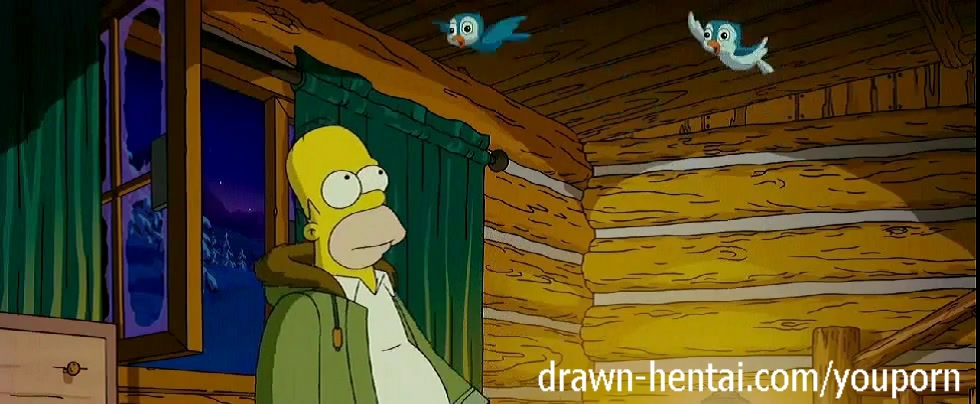 Simpsons Hentai – Cabin of love