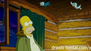 Simpsons Hentai – Cabin of love [変態アニメポルノ Hentai Anime Porn HentaiPornTube.net]