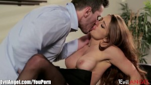 EvilAngel Veronica Vain's First Time on Camera