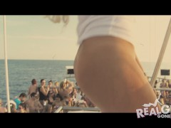 Picture Real Girls Gone Bad Sexy Naked Boat Party Bo...