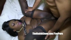 ferrari blaque banged bbc redzilla she cant take the sperm p2