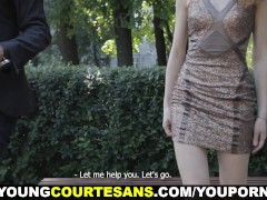 Young Courtesans - Passion and orgasm with a bonus