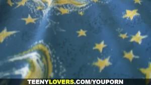 Teeny Lovers - Lucky guy fucks bisexual teens