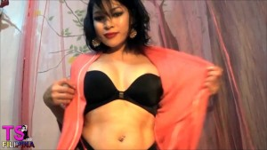 TS Filipina On Webcam