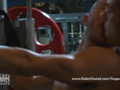 Picture #Workout Scene 3: Ultimate Bench Press