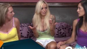 Interview How to give Prepare Anal, Nina, Brooke, Chloe