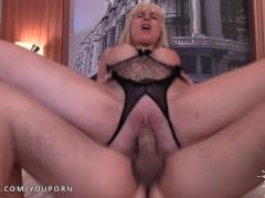 LECHE 69 Busty Blonde Latina