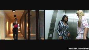 MAGMA FILM Busty Asian Lesbian babe
