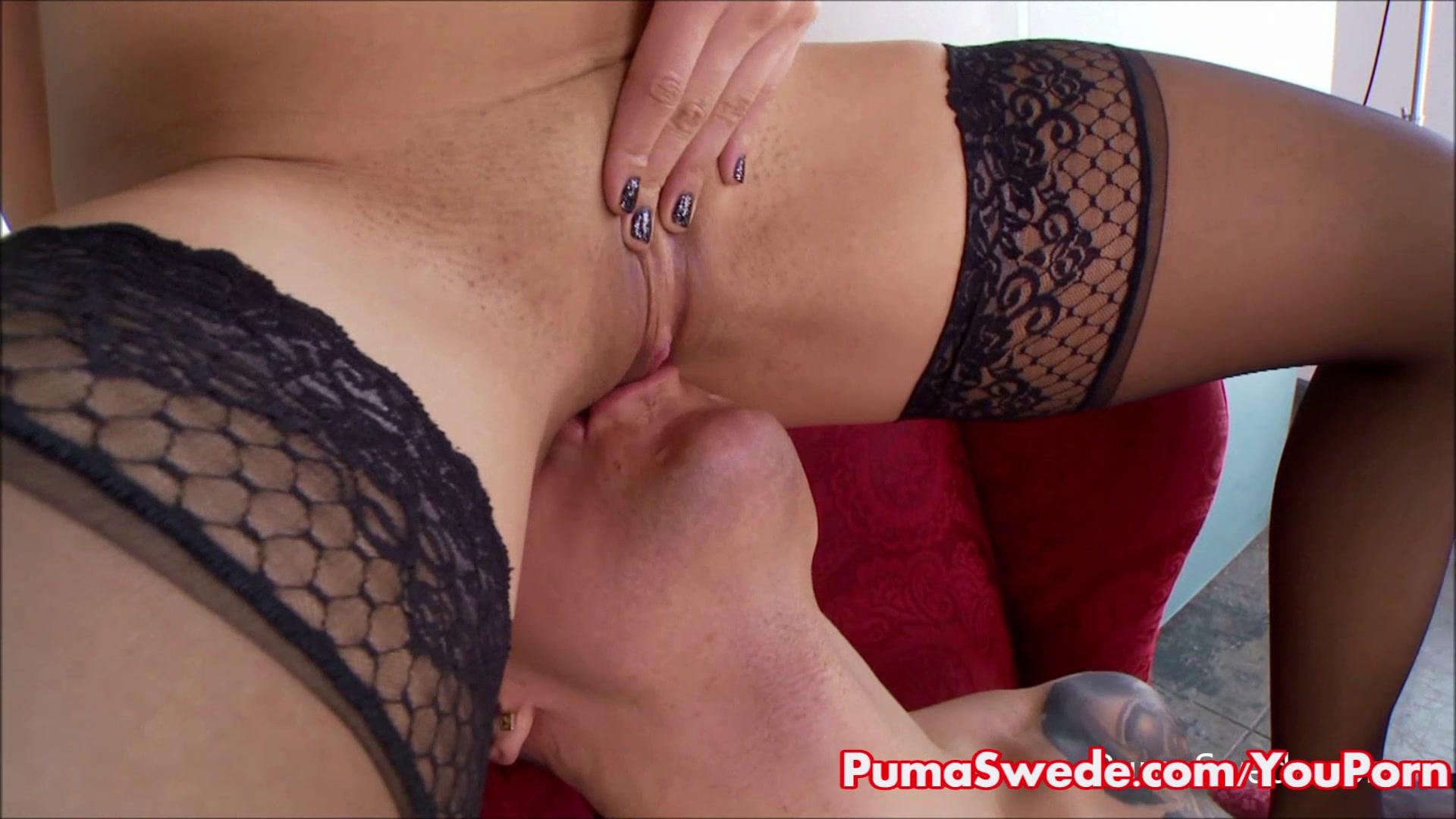 Big Tit Euro Blonde Puma Swede
