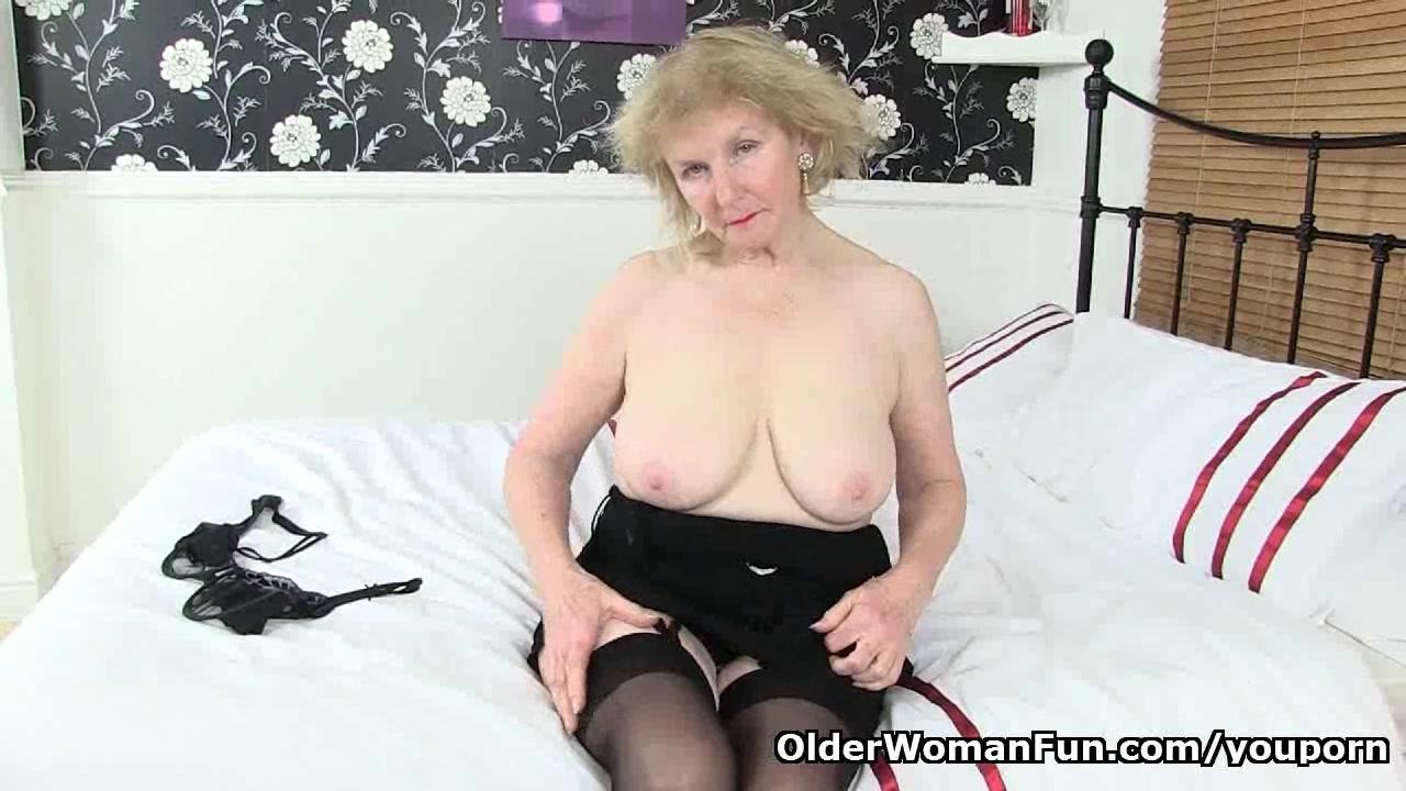 British granny Pearl is notori