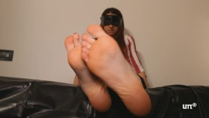 UNP002-Most Beautiful And Gorgeous Feet I Ever Seen by Cheri - FREE VIDEO