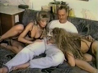 One Lucky Guy With Two Babes - Java Productions