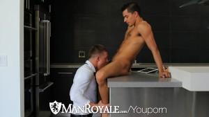 HD ManRoyale - Hot boyfriends have hot sex