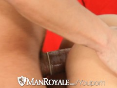 Picture HD ManRoyale - Morning sex for two sexy hunk