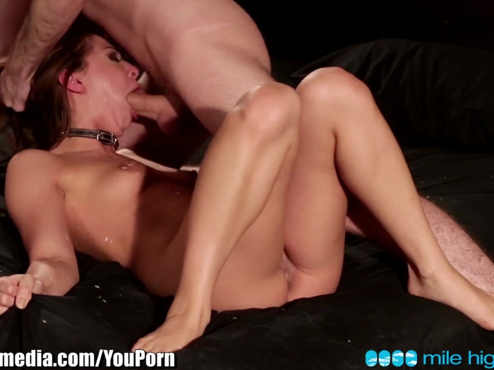 MileHigh James Deen makes Sara