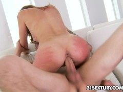 Picture Ariana Marie and her wet little pussy tries...