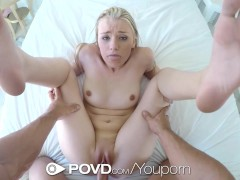 HD POVD - Cassidy Ryan gets pussy pounded in the shower