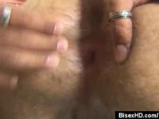 Threesome Jizz Cumshot video: Bisex Matheus, Kelly And Yuri Finishes Up