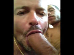 TIERY B. - FREAK AND SUCK - Two hot sexy guys having fun with fat cock