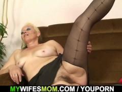 - He and mother in law t...