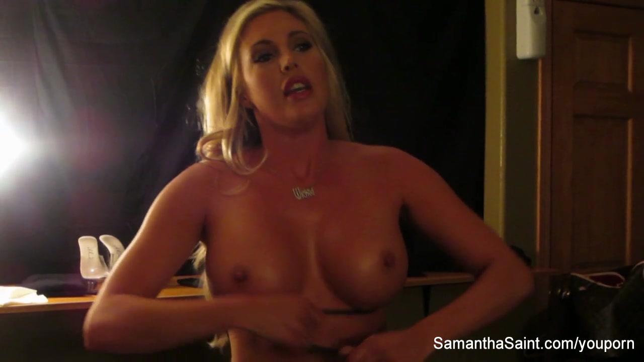 Samantha Saint On The Road