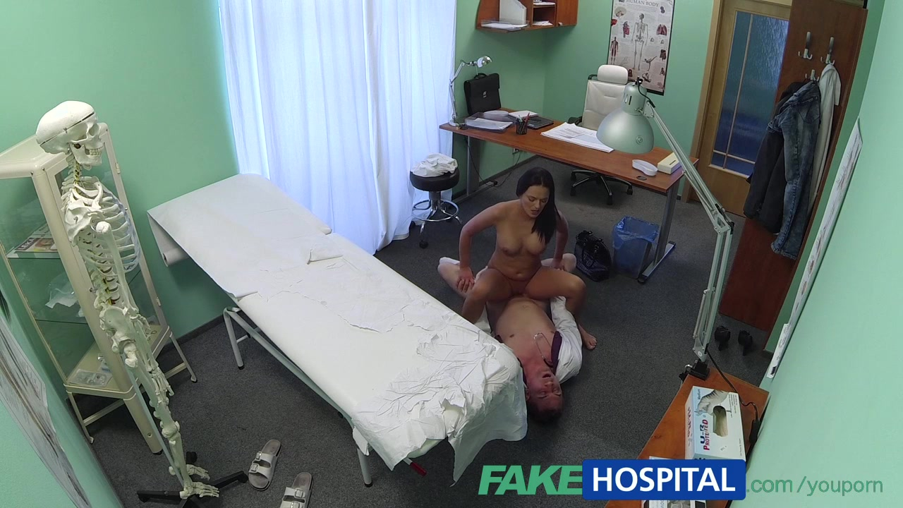 FakeHospital Hot black haired