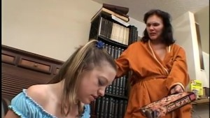 My mom teaches me how to toy  Redtube Free Mature Porn Videos, Lesbian Movies  Clips